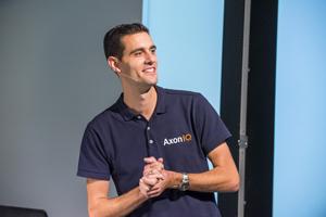 Allard Buijze, CTO AxonIQ and founder of Axon Framework